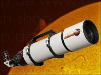 H-alpha Sonnen-Teleskope