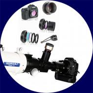 Camera Adapters, T-rings