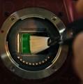 Sensor Trockenreinigung