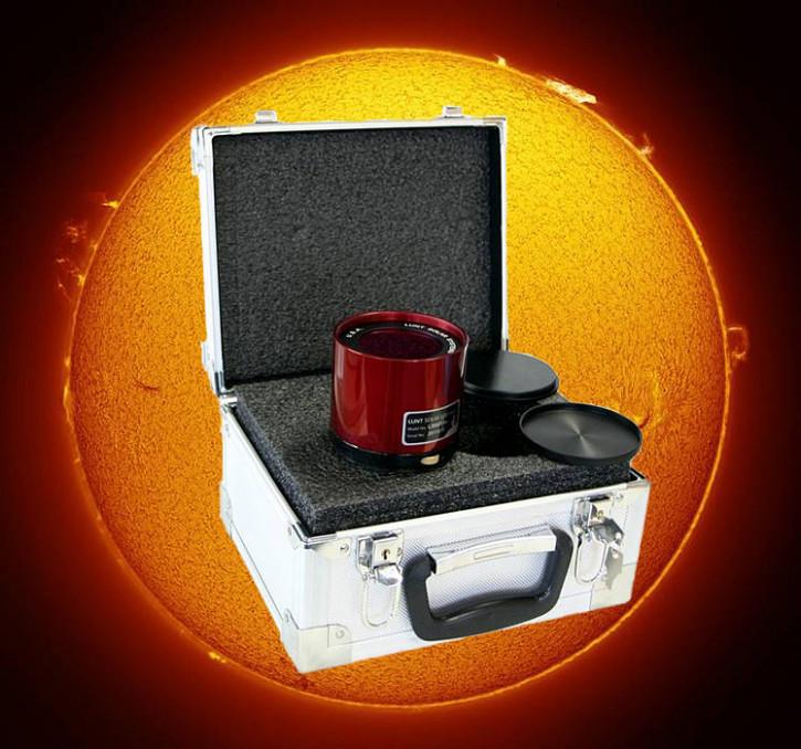 LUNT 60mm H-alpha Double Stack Etalon Sonnen-Filter