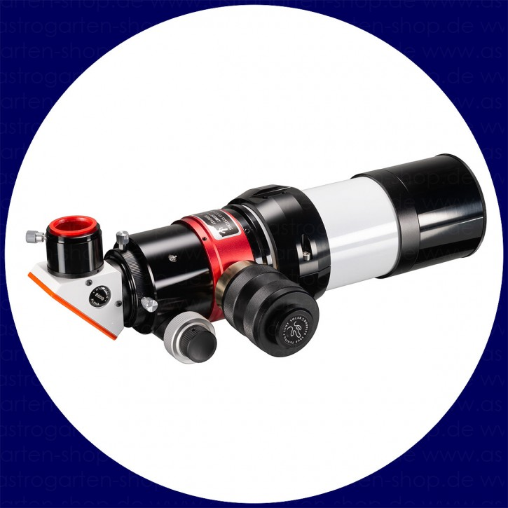 LUNT 60mm MT Teleskop mit Crayford-Auszug und B600 Blocking Filter