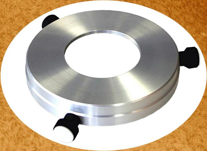 LUNT Adapter-Platte für LS50FHa/LS60FHa an Teleskope 161-180mm Ø