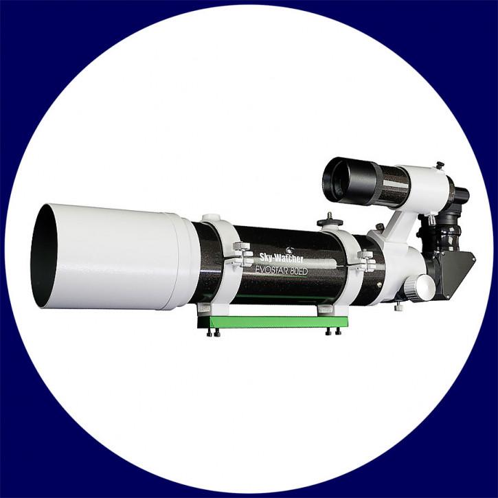 Sky-Watcher EVOSTAR-80ED DS-Pro Optik/Tubus (80/600mm, f/7.5)