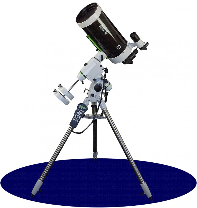Sky-Watcher SKYMAX-180 mit HEQ5 PRO GoTo-Komplettgerät