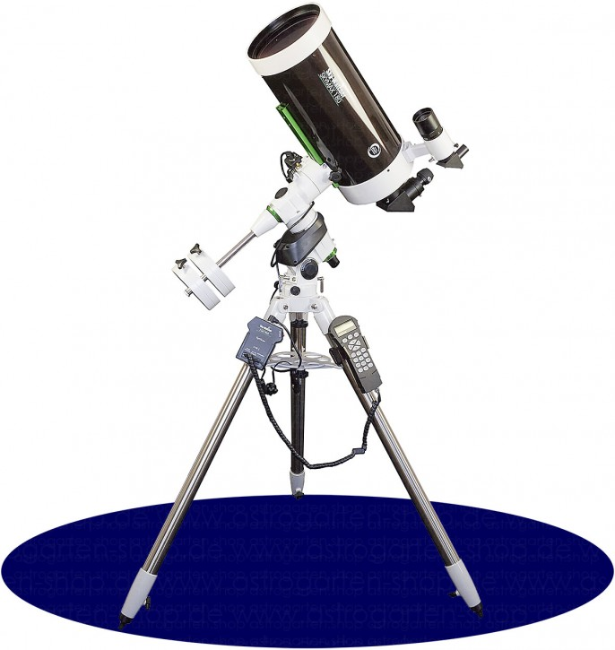 Sky-Watcher SKYMAX-180 mit EQ5 PRO GoTo-Komplettgerät
