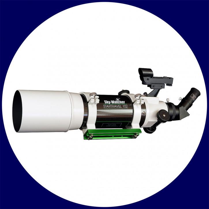 Sky-Watcher STARTRAVEL-102T Optik/Tubus (FH 102/500mm, f/4,9)