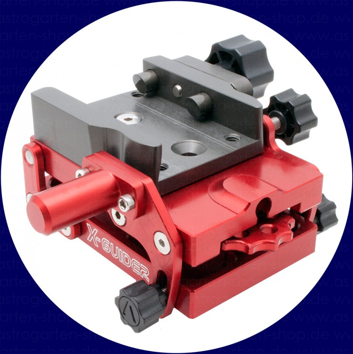 AVALON X-Guider, upper GP clamp & lower flat base