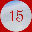 15. Adventstürchen