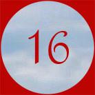 16. Adventstürchen