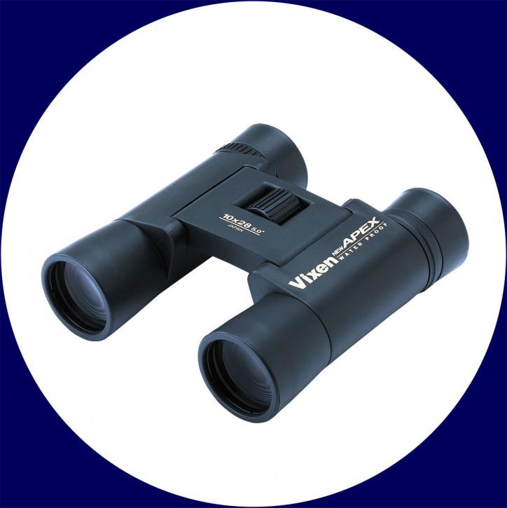 Vixen New APEX 10x28 Binocular