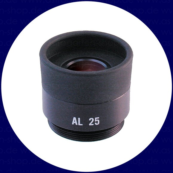 Vixen AL25 Eyepiece (for GEOMA 52)