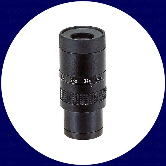 Vixen AL15-40 Zoom Eyepiece (for GEOMA 52)