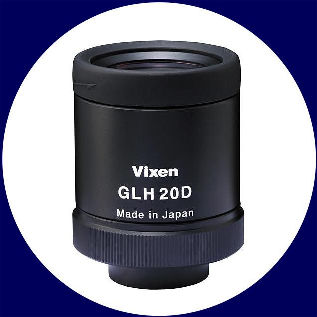 Vixen Weitwinkelokular GLH20D