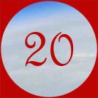 20. Adventstürchen