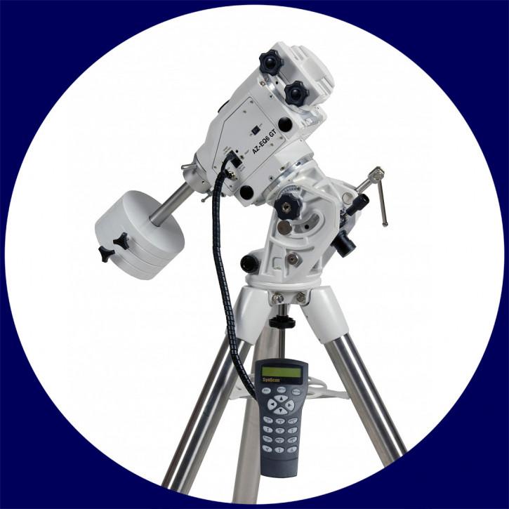 Sky-Watcher AZ-EQ6GT Azimutale + Parallakische GoTo-Montierung