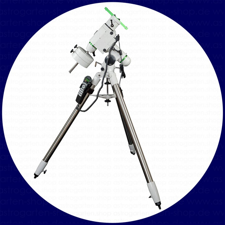 Sky-Watcher HEQ5 PRO SynScan™ Equatorial GoTo-Mount w. Stainless Steel Tripod