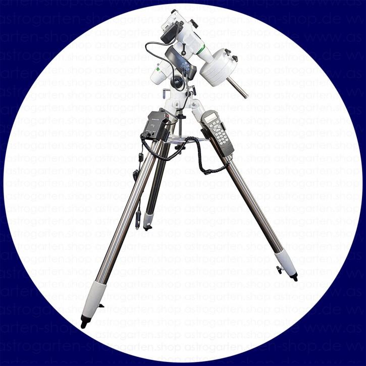 Sky-Watcher EQ5 PRO SynScan™ Equatorial GoTo-Mount w. Stainless Steel Tripod