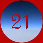 21. Adventstürchen