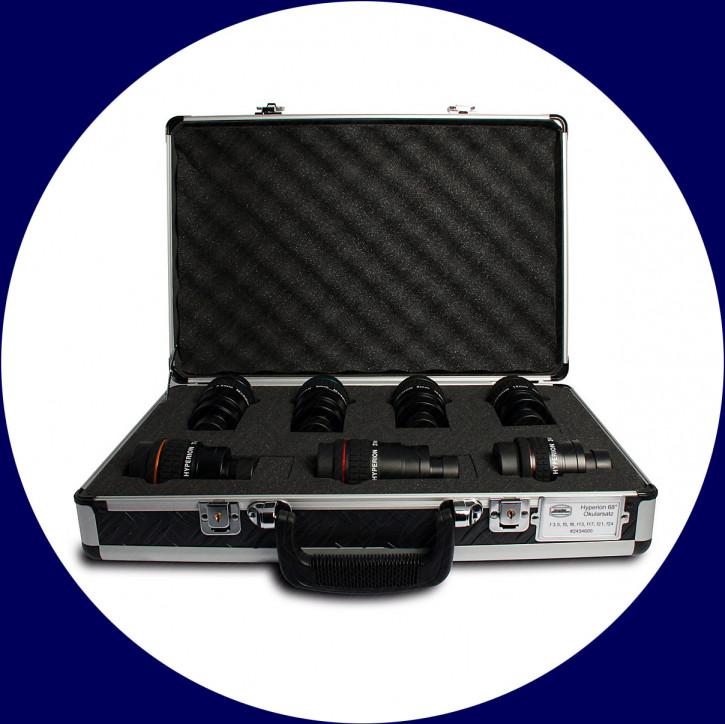 Baader HYPERION kompletter Okularsatz inklusive Koffer