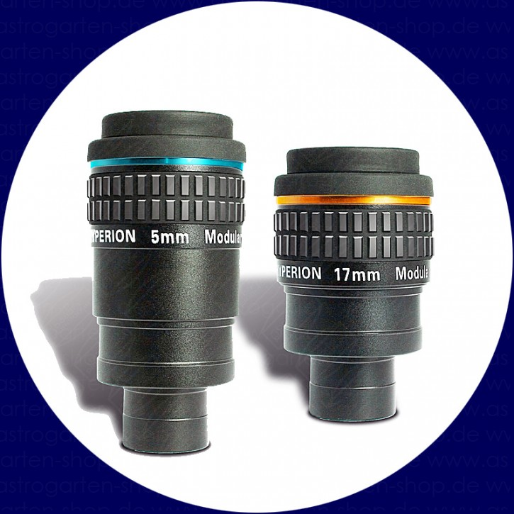Baader HYPERION Okular 5mm + 17mm