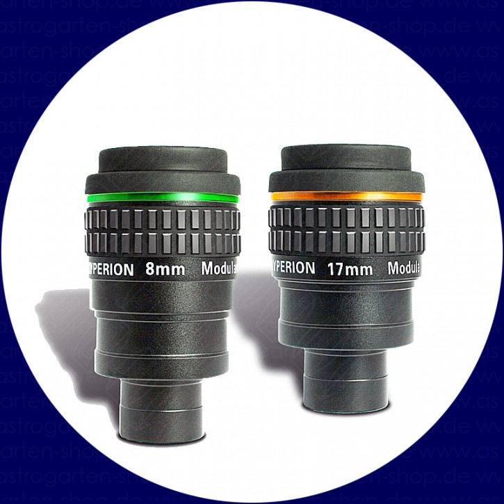 Baader HYPERION Eyepieces - Set of 2 pcs.