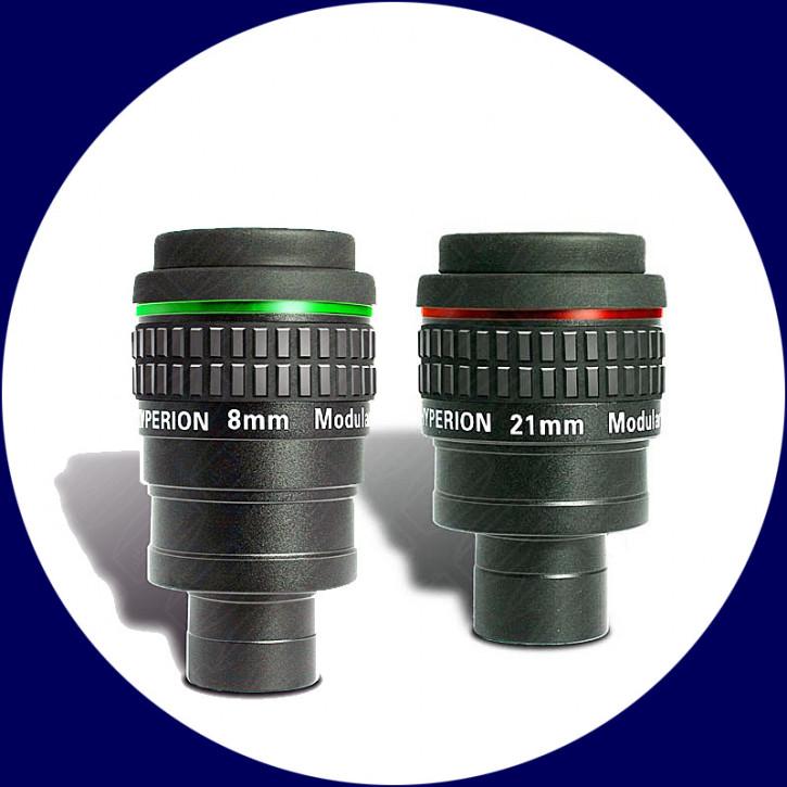 Baader HYPERION Okular 8mm + 21mm