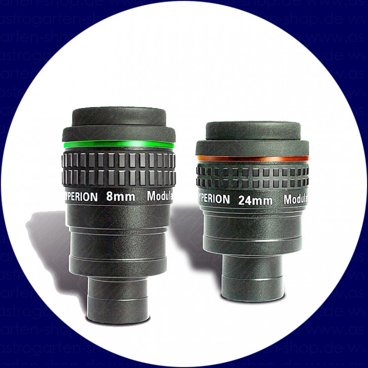 Baader HYPERION Okular 8mm + 24mm (Festbrennweite)