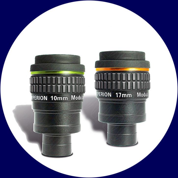 Baader HYPERION Okular 10mm + 17mm