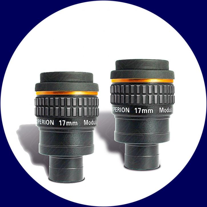 Baader HYPERION Okular 17mm + 17mm
