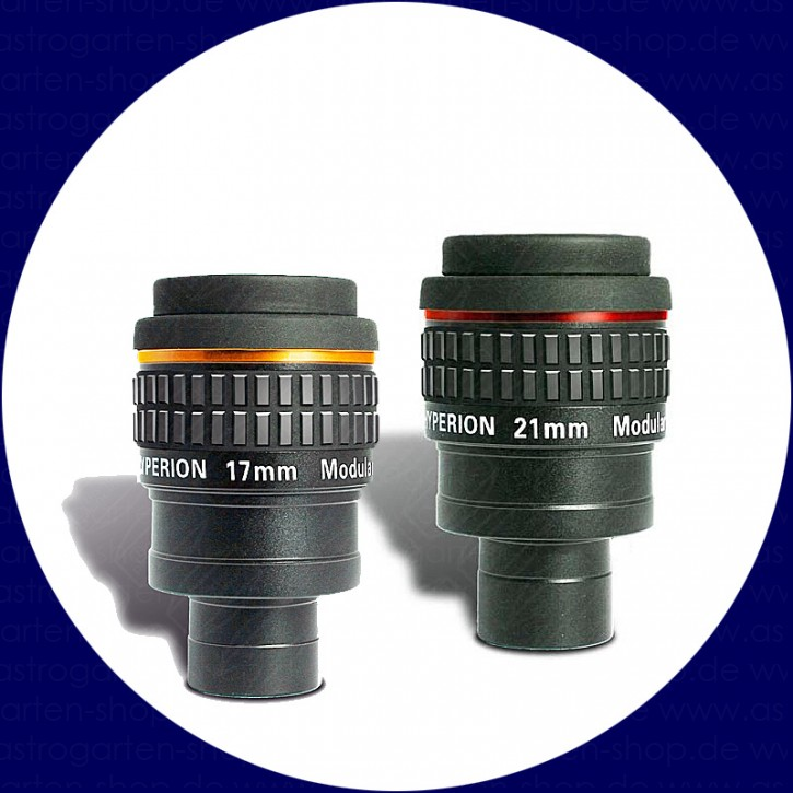 Baader HYPERION Okular 17mm + 21mm