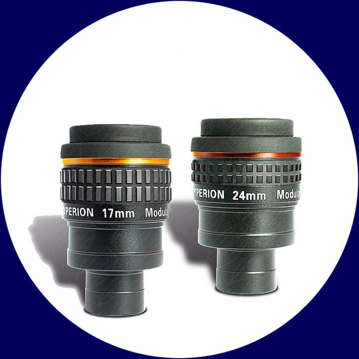 Baader HYPERION Okular 17mm + 24mm (Festbrennweite)