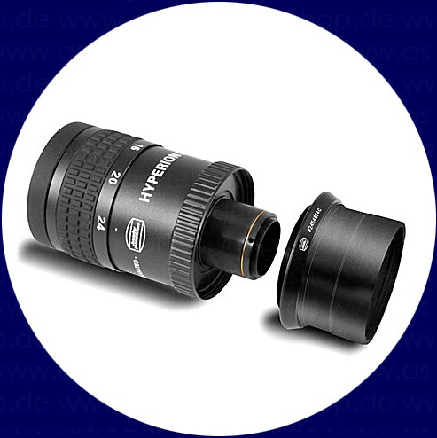 "2"" Upgrade Kit for Hyperion-Clickstop-Zoom-Eyepiece"