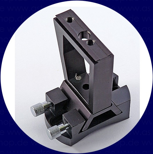 Baader Planetarium metal V-bracket for SkySurfer incl. Standard Finder Base