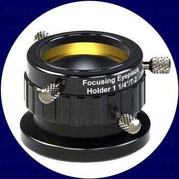 "[T-2 #8A] Baader Focusing Eyepiece Holder 1¼""/T-2"
