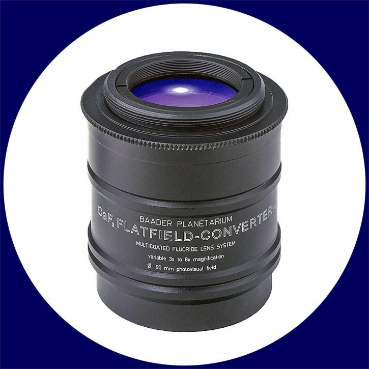 Baader Fluorite Flatfield Converter (FFC) 3x-8x Barlow Lens