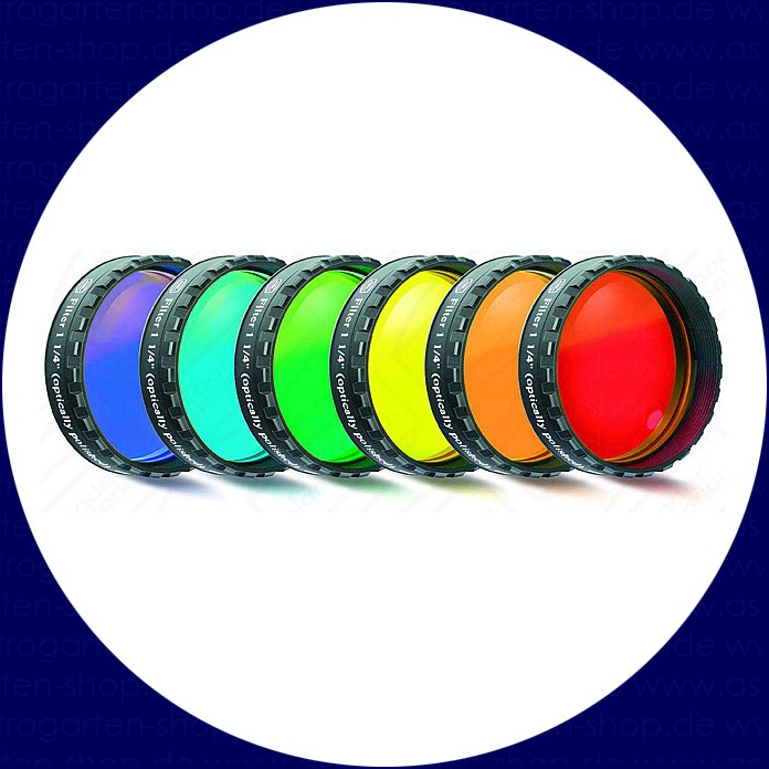 Color Filters for planetary observation