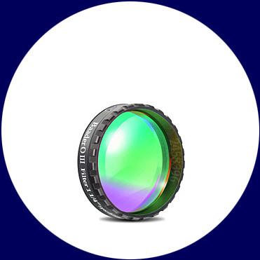 """Baader O III Filter 1¼"""" - visuell"""