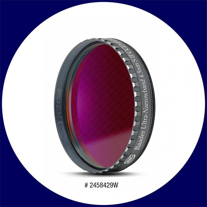 "Baader Ultra-Narrowband 4.5nm S II CCD-Filter 2"""
