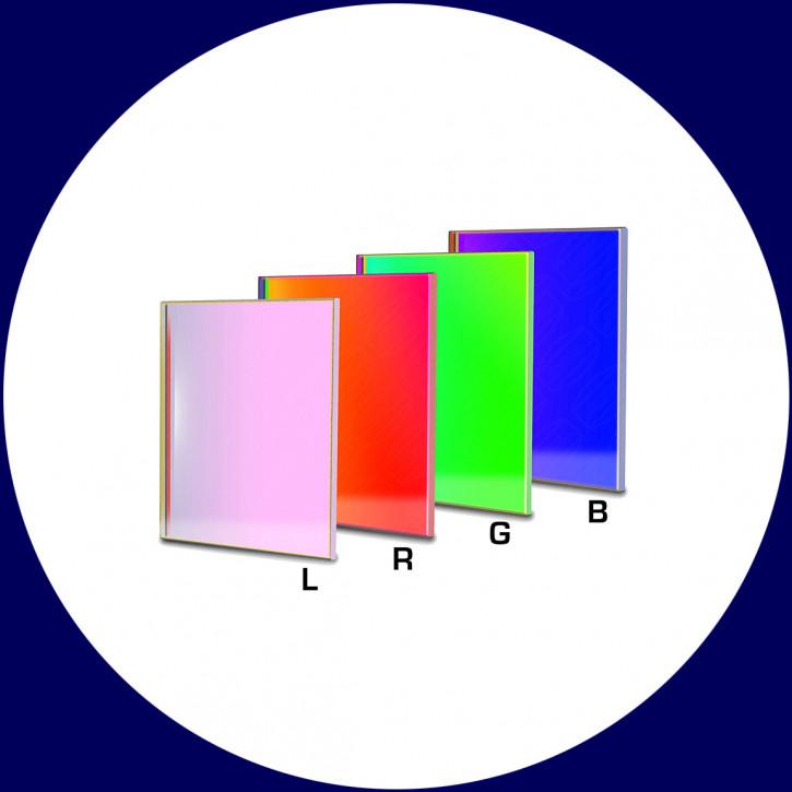 Baader LRGB CCD-Filtersatz 65x65mm