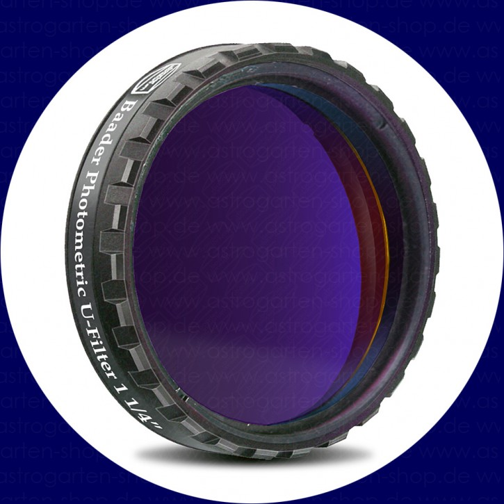 """Baader U-Filter Photometrisch 1¼"""""""