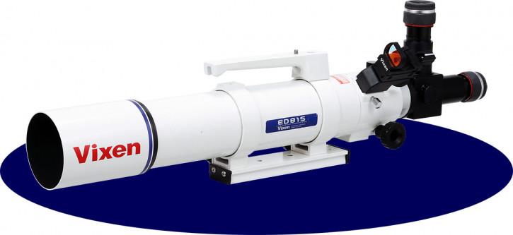 Vixen ED81S-II Optik/Tubus