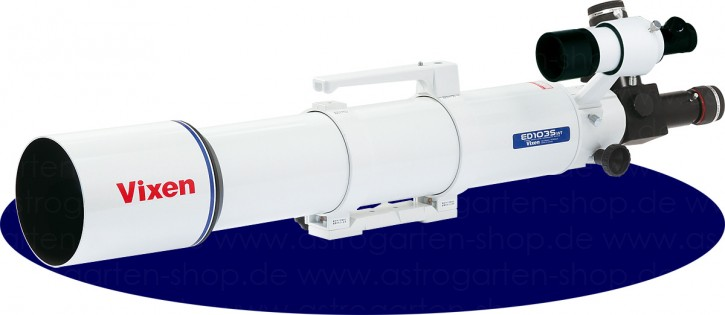 Vixen ED103S Optik/Tubus