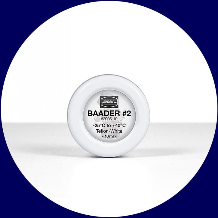 Baader Maschinenfett Teflon-weiss #2 (-25°C bis +40°C)