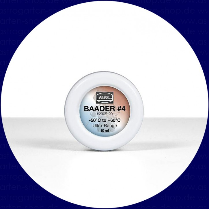 Baader Grease Ultra-Range #4 (-50°C to +60°C)