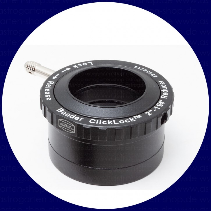 "Baader 2"" to 1¼"" ClickLock Reducer"