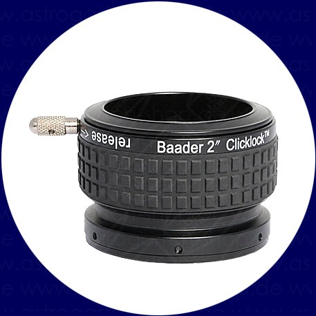 Baader 2-Zoll ClickLock Klemme Schmidt-Cassegrain (SC)