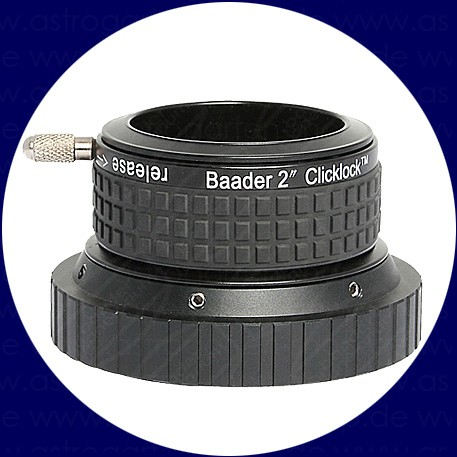 Baader 2 inch ClickLock Clamp SCL