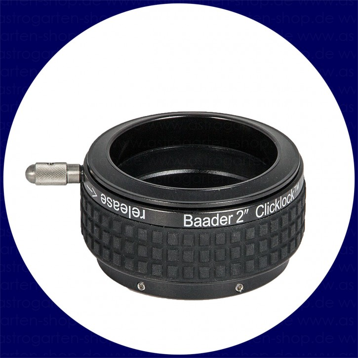 Baader 2-inch ClickLock Clamp M42 (T-2)