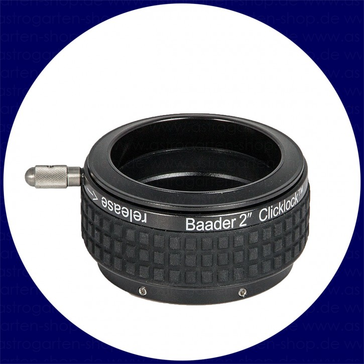Baader 2-inch ClickLock Clamp M48 (T-2)