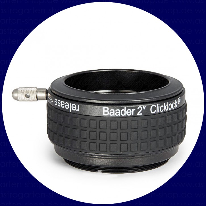 Baader 2 Zoll ClickLock Klemme M54a x 0.75 Klemme (TS-Optics/Sky-Watcher)